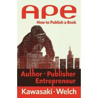 【预订】Ape: Author, Publisher, Entrepreneur: How to Publish a
