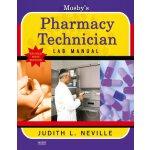 【预订】Mosby's Pharmacy Technician Lab Manual Revised Reprint