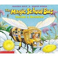 【中商原版】[英文原版]The Magic School Bus Inside a Beehive