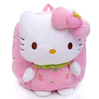 hello kitty儿童书包可爱韩版女童背包幼儿园双肩包宝宝包包