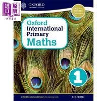 【中商原版】Oxford International Primary Maths Stage1:Age 5-6 Stud