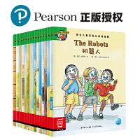 培生儿童英语分级阅读 第三级(16册图书 1张CD)