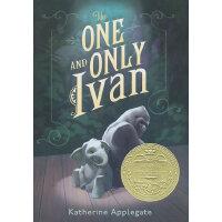 The One and Only Ivan 独一无二的伊万(2013纽伯瑞金奖,平装) ISBN97800621357