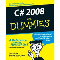 C# 2008 For Dummies [ISBN: 978-0470191095]