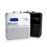 熊猫复读机 F-390 转录USB/TF 插卡复读机 MP3播放 收音磁带复读机可接收校园广播 英语复读机