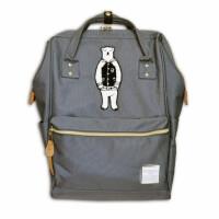?2018新款小熊书包男女妈妈包电脑书双肩背包? 20_宝蓝色 小号