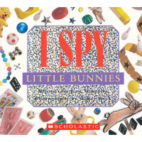 I Spy: Little Bunnies (WITH FOIL) 视觉大发现:小兔子 9780439785358