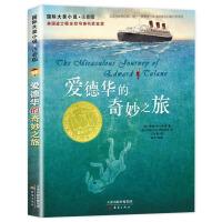 爱德华的奇妙之旅 国际大奖小说注音版 世界经典名著童话故事 儿童文学成长励志校园幻想小说 8-12岁一二三四年级小学生