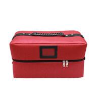 纹绣工箱纹眉师手收纳包化妆箱大容量便携多层大号跟妆箱