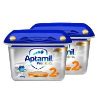 保税区发货 Aptamil/爱他美 德国爱他美白金版 2+段 800g (2岁以上)*2罐装