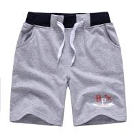 男童短裤纯棉夏季外穿 夏五分裤儿童休闲大童短裤运动裤子中裤