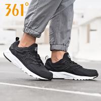 【2件4折】361男鞋运动鞋2019春季男跑步鞋网面361运动鞋男复古跑鞋Z671732241