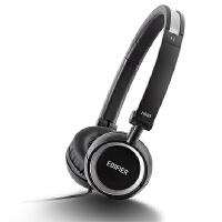 黑色漫步者edifier h650  折叠便携 头戴式耳机  mp3/mp4/mp5/平板/手机/电脑都可用