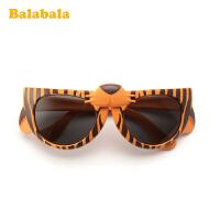 巴拉巴拉儿童眼镜太阳镜潮男童墨镜时尚小孩玩具卡通可折叠小老虎