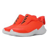 【4折�r:147.6元】阿迪�_斯(adidas)童鞋新款男女�胪�FortaRun AC I跑步鞋G27171 橙