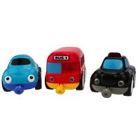 【当当自营】宝乐童益智玩具公车组合2-6岁儿童玩具车6904