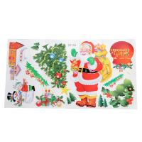 大贸商 趣味文具 圣诞图案墙贴 SX10162