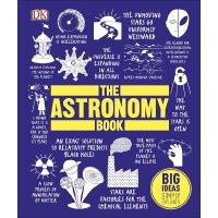 The Astronomy Book (Big Ideas) 英文原版 DK天文学百科 全彩铜版纸
