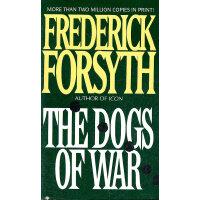 DOGS OF WAR(ISBN=9780553268461) 英文原版