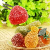 Pablo/巴布洛 西班牙进口 果味凝胶糖 8种口味水果糖 250g 生日婚庆糖果 七夕礼物