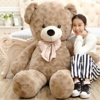 娃娃熊毛绒玩具女孩可爱睡觉抱送女友熊猫公仔抱抱熊玩偶