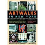 【预订】Artwalks in New York: Delightful Discoveries of Public