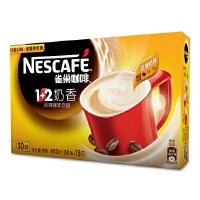 雀巢咖啡1+2奶香30条450g