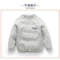 【专区59元2件】加菲宝贝 GAFFEY KITTY 男童毛衫GKA1019