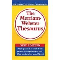 进口原版 The Merriam-Webster Thesaurus 韦氏辞典