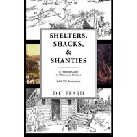 【预订】Shelters, Shacks, and Shanties: An Illustrated Guide to