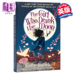 【中商原版】纽伯瑞:醉月的女孩 英文原版 The Girl Who Drank The Moon Kelly Barn