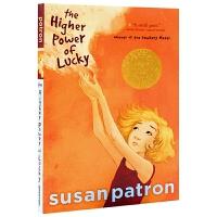 【中商原版】乐琦的神奇力量 英文原版 The Higher Power of Lucky 纽伯瑞金奖 儿童文学小说 8-