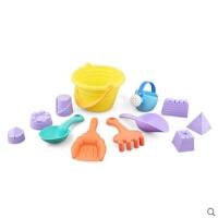 儿童沙滩玩具套装大号宝宝玩沙子挖沙漏铲子工具女孩玩具