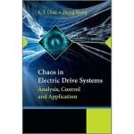 【预订】Chaos in Electric Drive Systems: Analysis, Control and