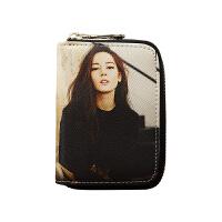 新款多卡位卡包女式韩国可爱大容量个性迷你男士简约定制零钱包卡套