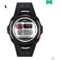 儿童电子手表 电子手表男学 生多功能 夜光防水女生手表数字式