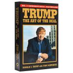 特朗普:交易的艺术 英文原版 Trump: The Art of the Deal 川普 市场研究 Donald J.