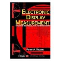 【预订】Electronic Display Measurement