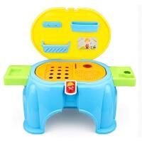 儿童工具箱玩具男孩子男宝宝益智1-2-3-4-5-6-7-8岁小孩生日礼物
