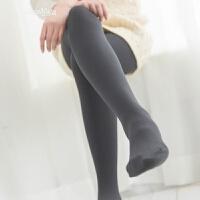 连裤袜春秋冬季防勾丝袜微压显袜黑色中厚打底袜踩脚加厚秋季 均码
