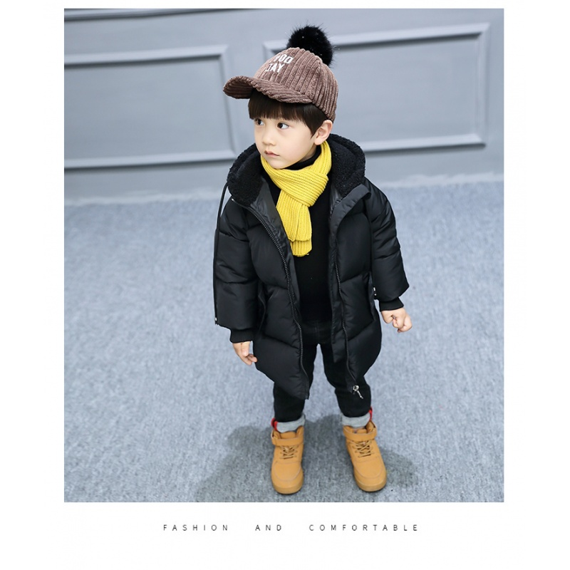 男童棉衣外套男宝加厚中长款装儿童羽绒棉袄2-3-4岁5韩版潮 发货周期:一般在付款后2-90天左右发货,具体发货时间请以与客服协商的时间为准