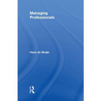 【预订】Managing Professionals 美国库房发货,通常付款后3-5周到货!