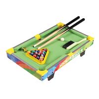 儿童桌球小台球玩具益智大号家用台球桌迷你桌面8男孩小孩3-6岁10