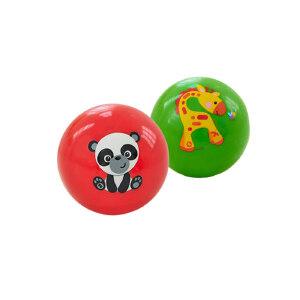 【当当自营】费雪FisherPrice 12个月宝宝初级训练球手抓拍拍球皮球捏捏叫球装婴儿童玩具红绿组合F0903-1
