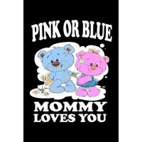 【�A�】Pink Or Blue Mommy Loves You: Family Collection