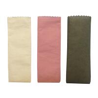 活性炭包装袋 小袋子椰壳竹炭包装袋木炭干燥剂分装袋无纺布扎口袋透气 白色/125克/7*19