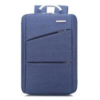 新款笔记本电脑包双肩包商务背包硬提手男女背包定制双肩背包