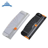 杰丽斯 909 切纸机 A4切纸刀 割纸刀 裁纸刀 裁纸机滑刀 黑色带标尺