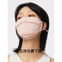 蕉下防晒口罩女夏季防紫外线防尘透气薄款可清洗面罩