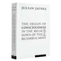 【中商原版】二分心智的崩塌 人类意识的起源 英文原版The Origin Of Consciousness In The Breakdown Of The Bicameral Mind 心理学理论